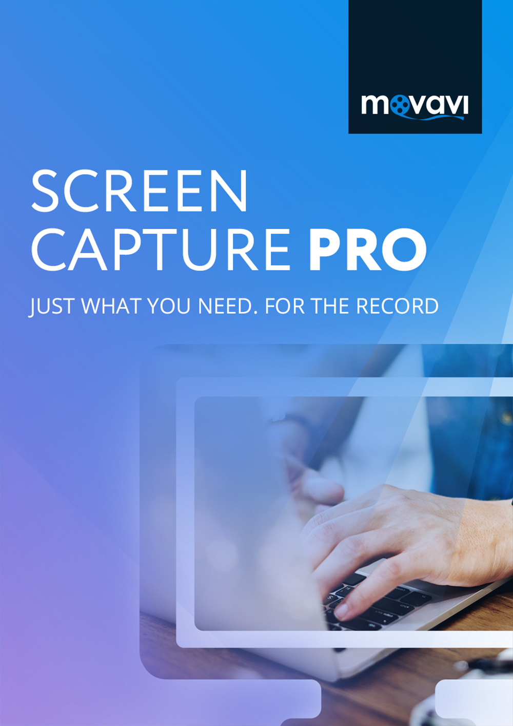 Movavi Screen Capture 9 Pro Edition [Download] (The Best Screen Recorder For Windows)