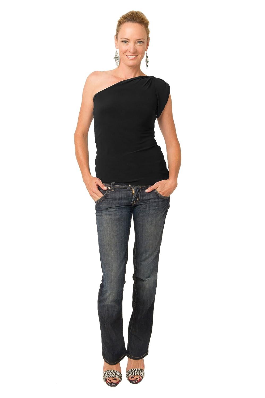 Jennifer Croll 'Raquel' , Matte Jersey Top