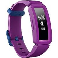 Fitbit Ace 2 Kids Activity & Sleep Showerproof Tracker (Sky/Yellow)