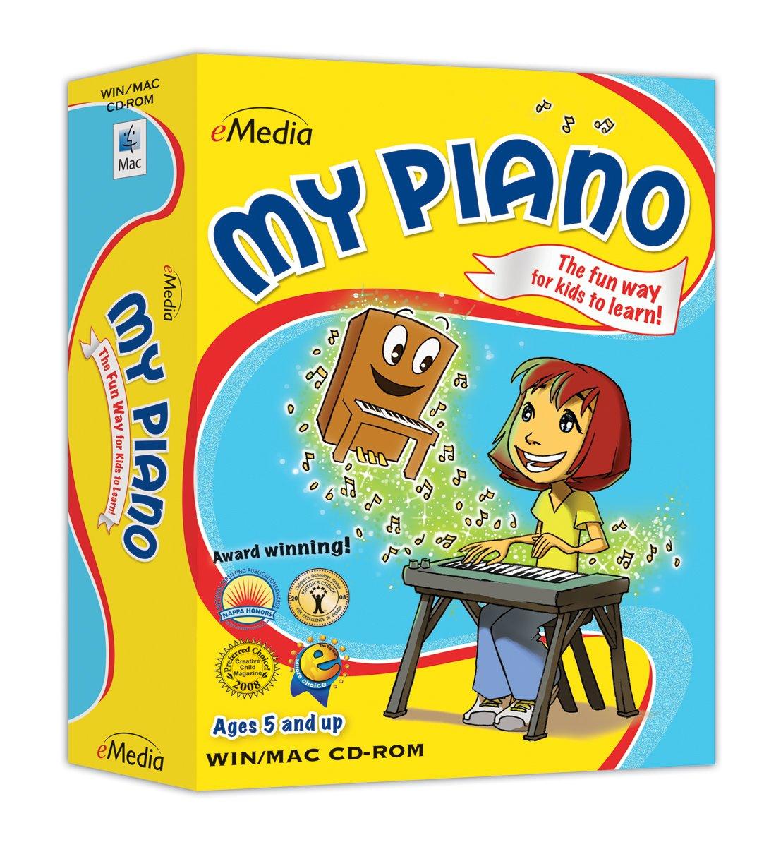eMedia My Piano [PC Download] EK12097DLW