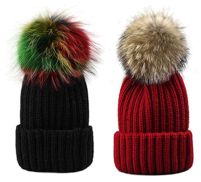 $3.99 (reg $20) BLUBOON Winter Knit Beanie Hat