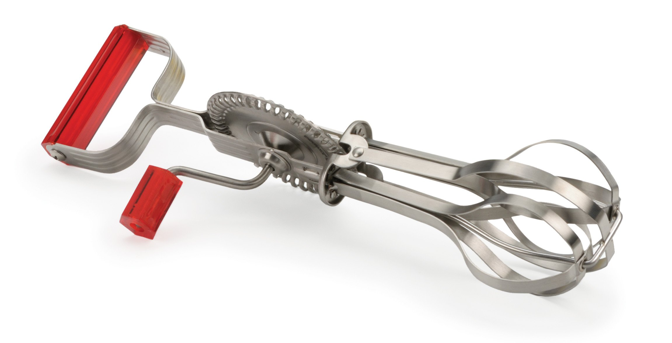 Stainless Steel SCI Scandicrafts Egg Beater with Soft Grip