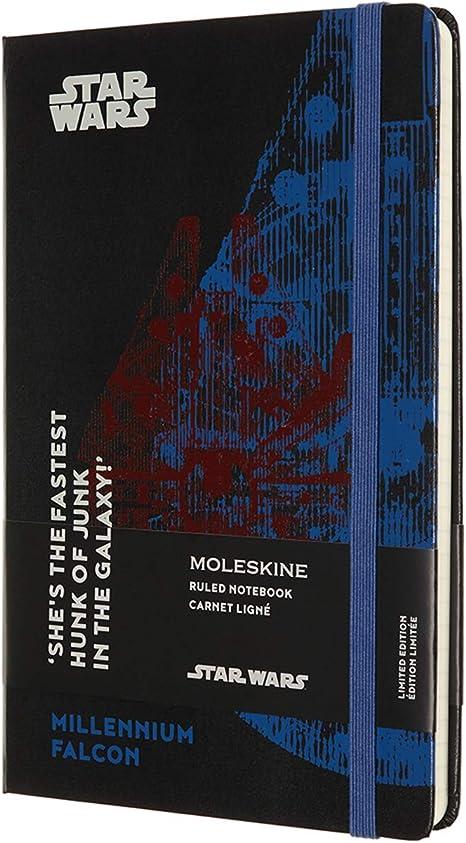 Amazon.com: Moleskine - Cuaderno de Star Wars de edición ...