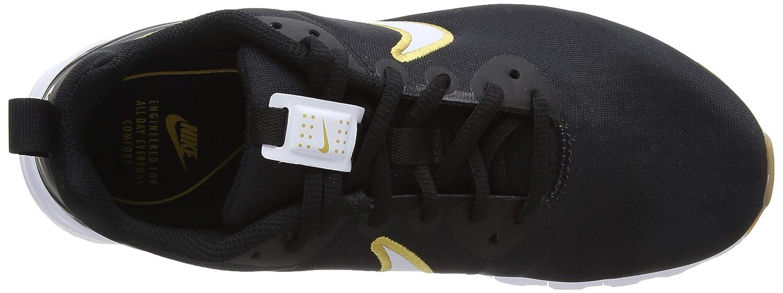 Nike Uni Air SE Max Motion LW SE Air Laufschuhe Schwarz (schwarz Weiß-Gum Light braun 010) 36.5 EU c7ceb8