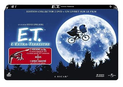 E.T., lExtra-Terrestre [Francia] [DVD]: Amazon.es: Dee Wallace ...