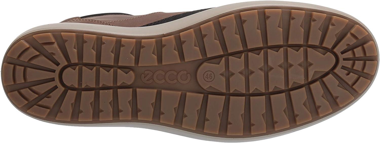ECCO Mens Soft 7 Tred M Hi-Top Trainers