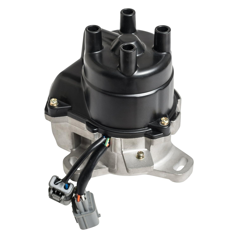 Ignition Distributor for 94-95 Honda Accord EX L4 2.2L fits 30100-P0A-A02 / D4T92-04 / 30100P0AA02 / D4T9204