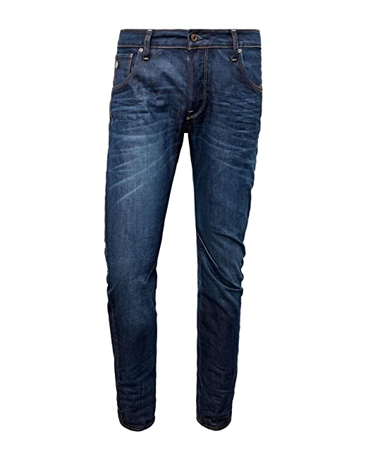 G-STAR RAW ARC 3D Slim-taland Denim Vaqueros para Hombre