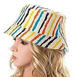 Women Bucket Hat Fishing Hat - Summer Sun Hat