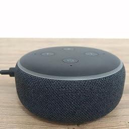 Echo Dot 3ª Geracao Smart Speaker Com Alexa Cor Cinza Amazon Com Br