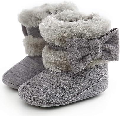 baby boy winter booties