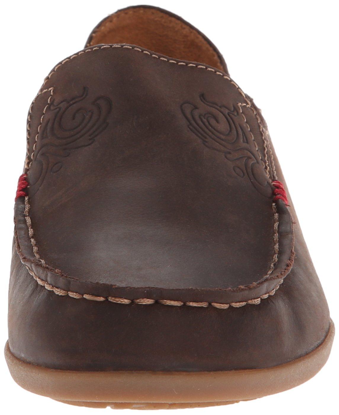 OLUKAI Pehuea Shoes M - Women's B006T6CT4E 6.5 M Shoes US|Dark Java/Tan 61c576