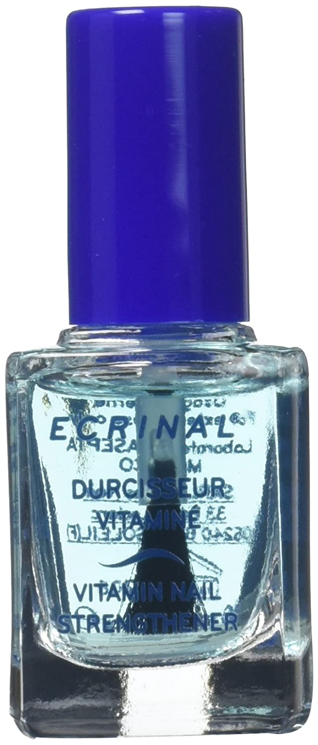 Ecrinal Vitamin-Enriched Strengthener for Nails, 0.34 Fluid Ounce SFR Products 178A
