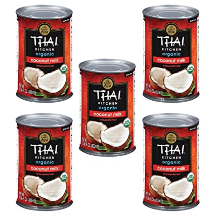 Thai Kitchen - Leche de coco sin edulcorar, sin gluten ...