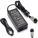 Janboo 24V Scooter Battery Charger for Razor E100 E200 E200S E175 E300 E300S E125 E150 E500 PR200 E225S E325S MX350 MX400 Cha