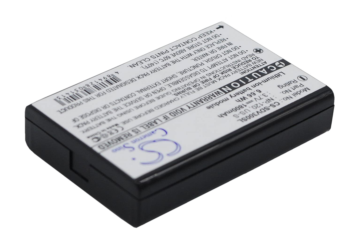 Cameron Sino Rechargeble Battery for Sonocaddie V300 Plus