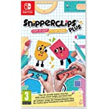 Snipperclips Plus: Cut It Out Together (Nintendo Switch) UK Import