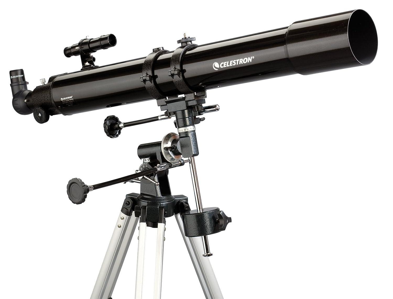 Celestron powerseeker 80 eq 80 900 refraktor teleskop: amazon.de