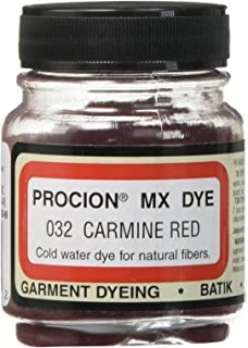 product image for Jacquard Products Jacquard Procion MX Dye, 2/3-Ounce, Carmine Red