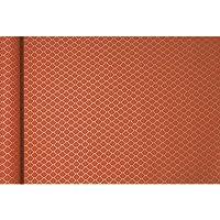 Clairefontaine Kraft Sarma Kağıdı, 5 x 0,35 m - Kırmızı Çiçekler