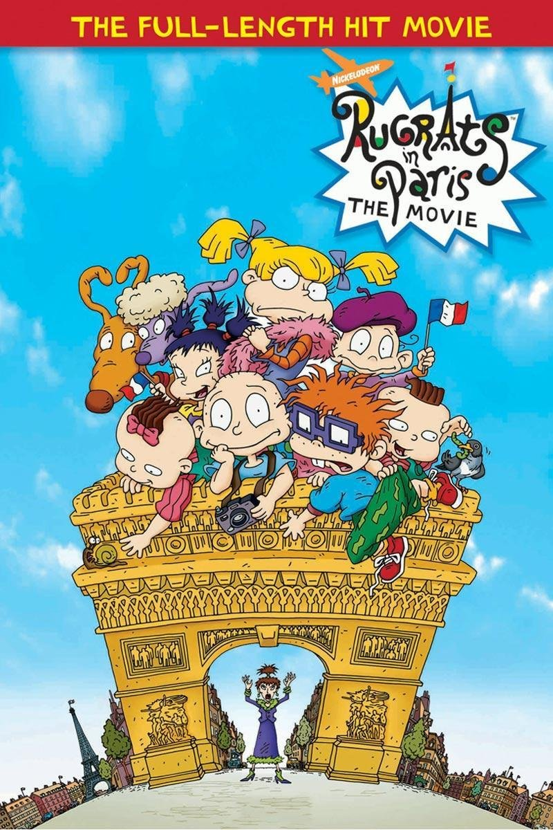 Amazoncom Watch Rugrats In Paris The Movie Prime Video