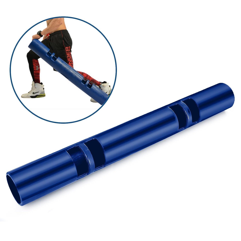 popsport Fitnessチューブシリーズ多機能トレーニングチューブフィットネストレーニングチューブforジムまたはホーム練習 B07BWFT2C4 Blue 8kg Blue 8kg
