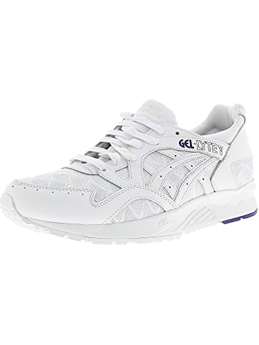 chaussures fille asics baskets blanc 38