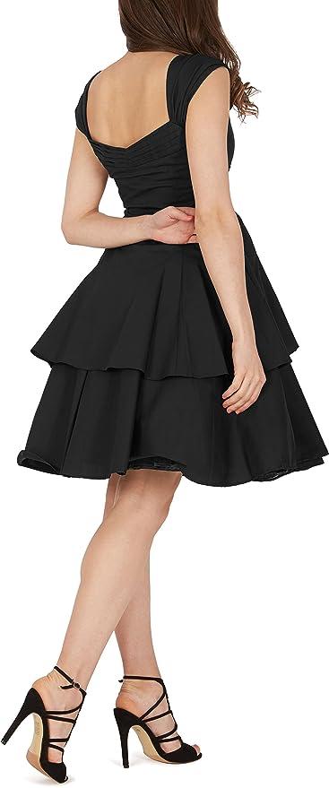 BlackButterfly Alvira vestido Classic Clarity: Amazon.es: Ropa y accesorios