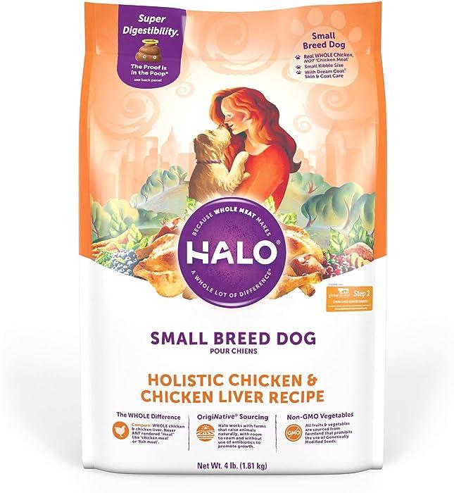 Top 10 Halo Spot's Choice Grain Free Dog Food