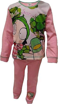 Amazon.com: Toddler Girls Sarah and Duck Pyjamas Set: Clothing