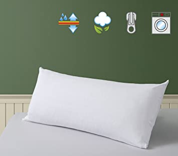 oreiller savel Savel, Protège oreiller 100% bouclette coton, imperméable et  oreiller savel