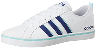 adidas neo Women's Vs Pace W Ftwwht, Uniink and Claqua Sneakers - 5 UK/