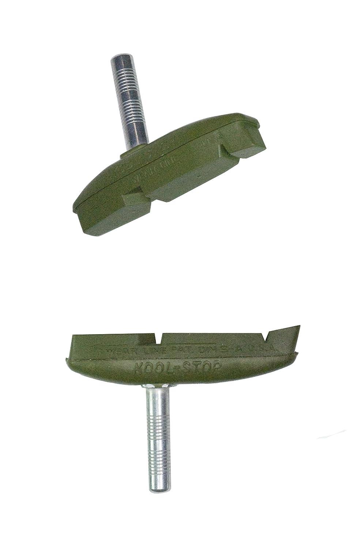 Bremsschuh Canti -Eagle2- C2 grün, keramik Kool-Stop KS-EC2C