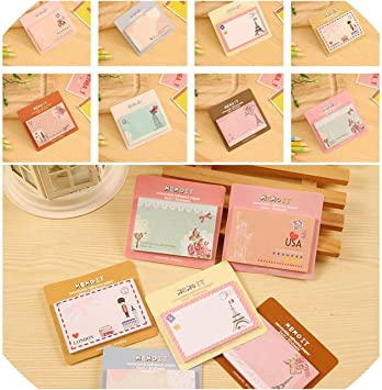 Amazon Com 1 Pc Cute Planner Diary Scrapbooking Sticker Sticky