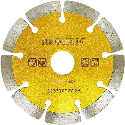 4.5-inch Diamond Turbo Saw Blade Cutter For Granite Concrete Tile Stone Cutting