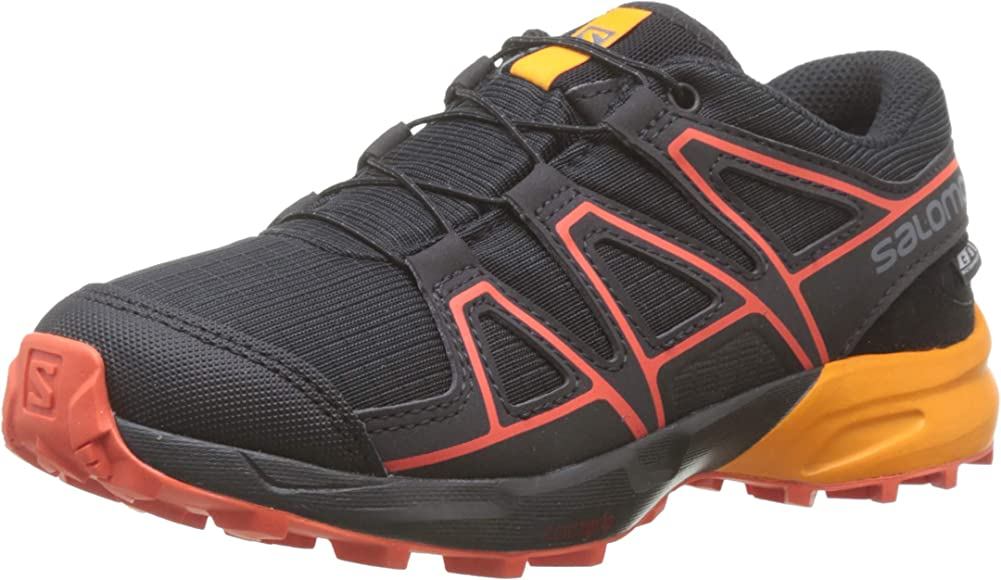SALOMON Speedcross CSWP J, Zapatillas de Trail Running Unisex ...