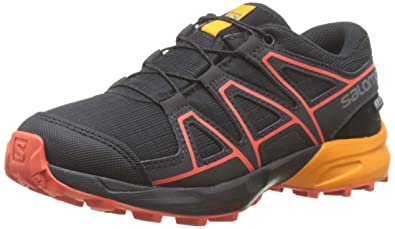 Salomon Kids' Trail Running Shoes, Speedcross CSWP J