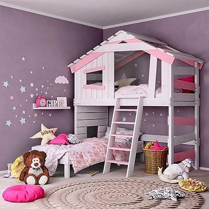 Letti A Castello Per Bambini Design.Letto Per Bambini E Ragazzi Letto Matrimoniale Letto A Castello