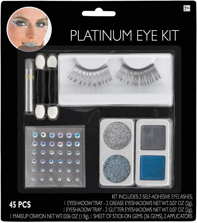 amscan Platinum Eye Kit   1 Pc.