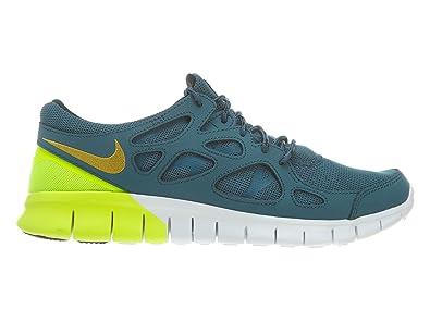 Nike Mens Nike Free Run 2 NIGHT FACTORWHITEBLACKDARK CHARCO 537732
