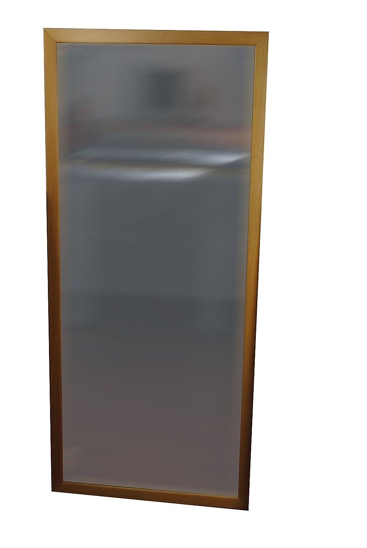 Espejo con Marco de Madera Natural 996E Henbea 120 x 50 cm