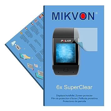 Mikvon 6X SuperClear Película de protección de Pantalla para Polar ...