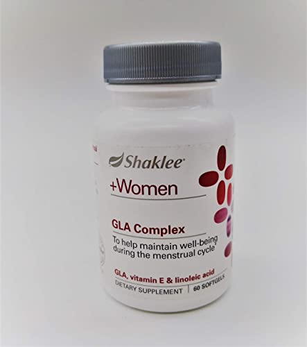 Shaklee GLA Complex 60 Softgels