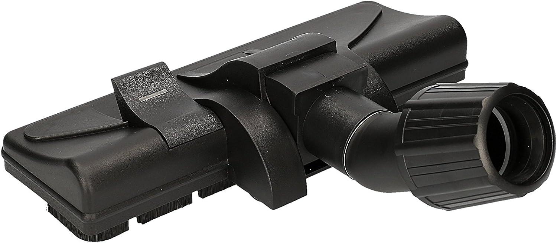 ?WESSPER/® Boquilla para suelos para aspiradora Miele S4281 /ø32mm-38mm, con ruedas