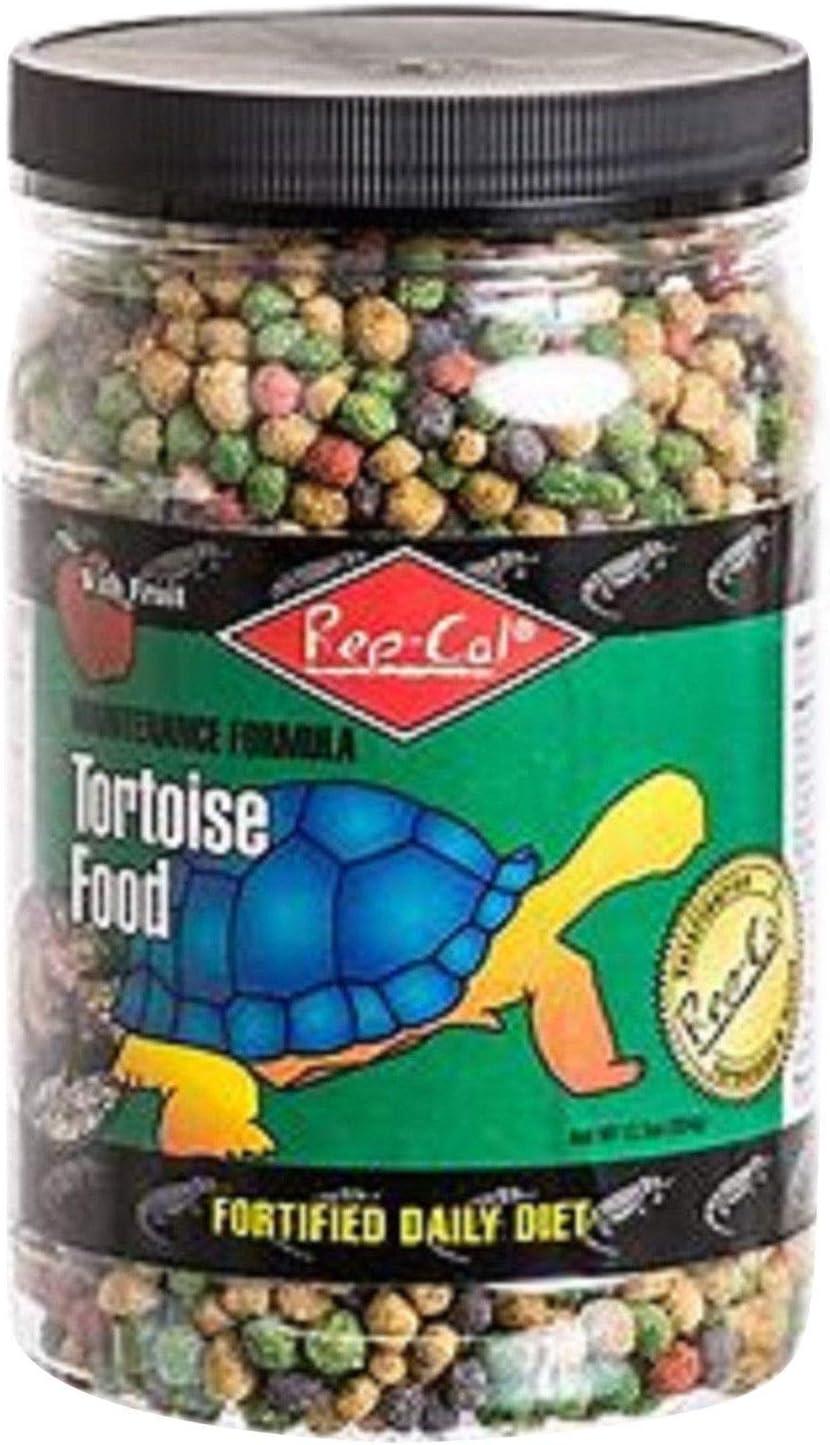 Rep-Cal Maintenance Formula Tortoise Food - 2-lbs - 32oz (in Bulk Packing)