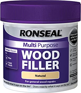 Ronseal mpwfm465 465 g Medio multiusos para madera (L): Amazon.es: Bricolaje y herramientas