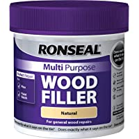 Ronseal mpwfn465 465 g Multiusos para madera (L), color natural