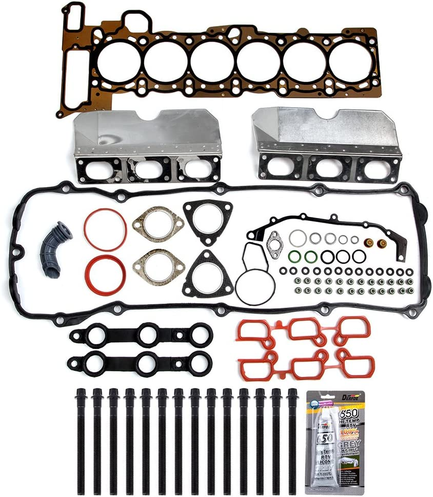 Fort Worth Mall ECCPP Head Gasket Set w Bolts BMW 325i for 325Ci 2001-2006 All items in the store 3