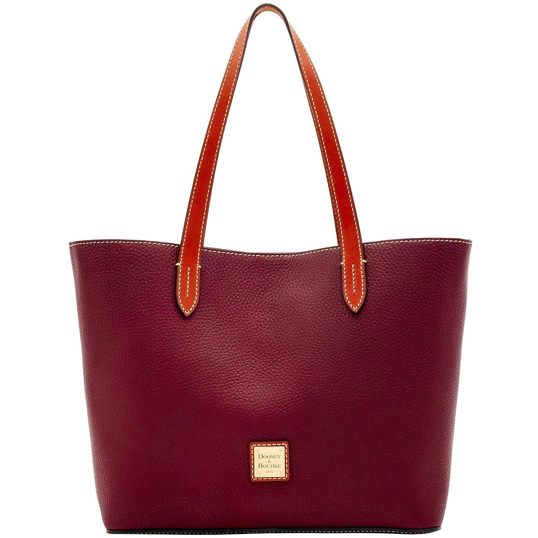 Amazon.com  Dooney   Bourke Women s Medium Harlyn Pebbled Leather Tote  Shoulder Bag Purse Handbag (Black)  Shoes ed27d9247013c