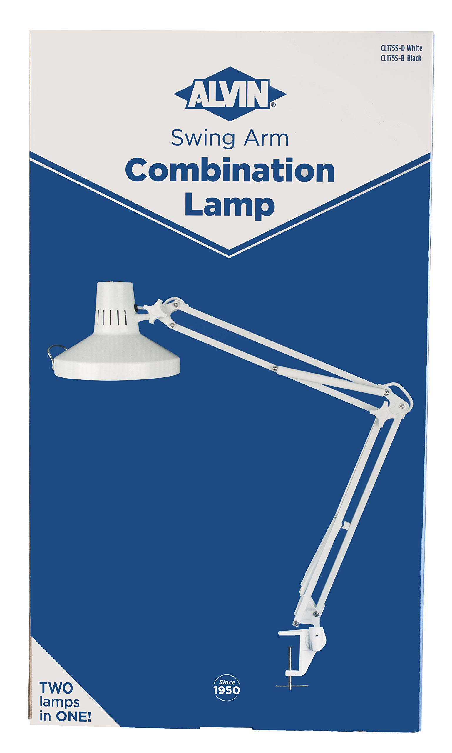 Combination LAMP White by Alvin